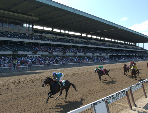 Belmont Park Reaccredited by NTRA Safety & Integrity Alliance