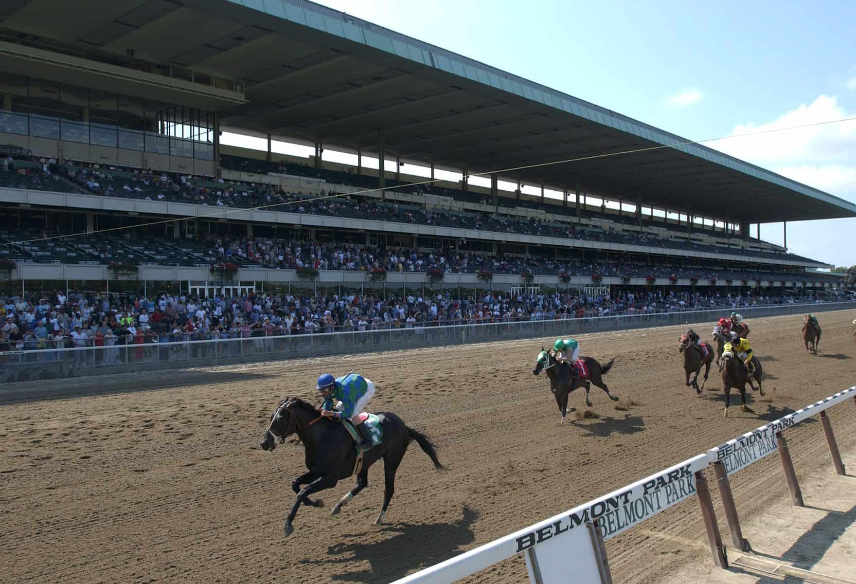 Belmont Racecourse Parking