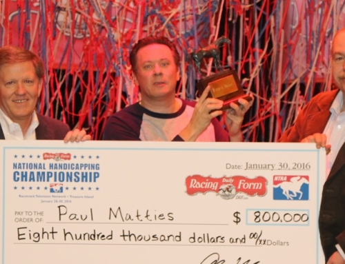 Paul Matties Wins NHC 17