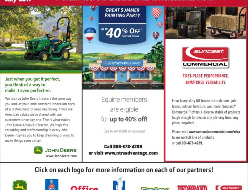 Advantage July Newsletter
