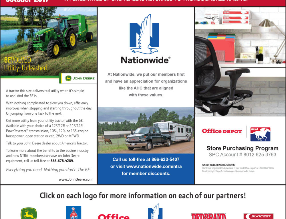 Advantage October Newsletter