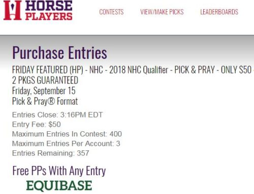 Ten NHC Berths Available In Qualifiers This Weekend
