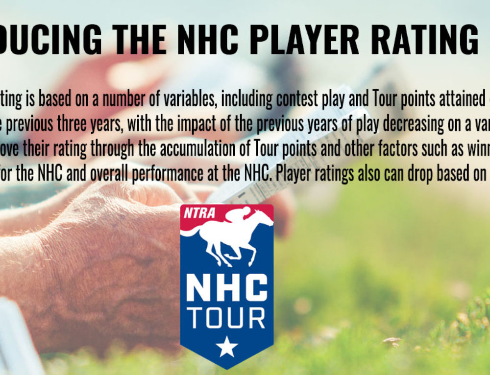 NTRA Launches First-of-Its-Kind NHC Player Rating System