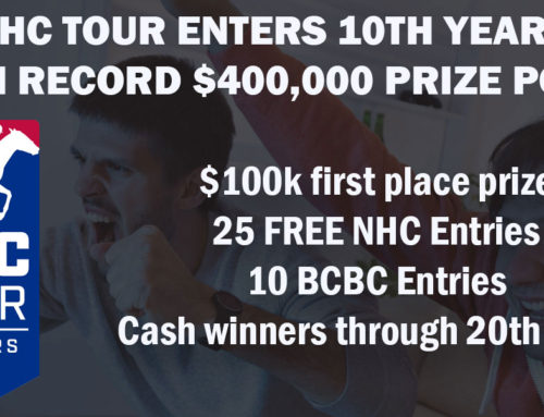 10th Annual NHC Tour Features New Brand, New Sponsors and Record Prize Pool