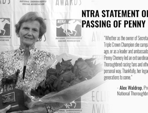 Statement On Passing of Penny Chenery