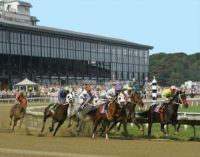 Racing at Suffolk Downs