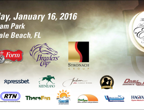 Eclipse Awards Presented With Support From 16 Official Sponsors and Partners