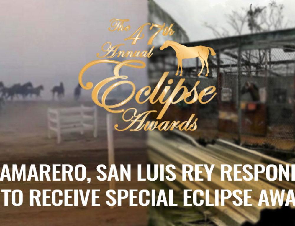 Camarero, San Luis Rey Responders to Receive Special Eclipse Award