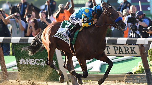 Statement American Pharoah's Triple Crown Wins Associated Press Sports Story of the Year 12.24.15