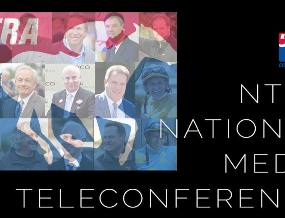 National Media Teleconference (Desormeaux, Zayat, Brisset, Kitchingman)
