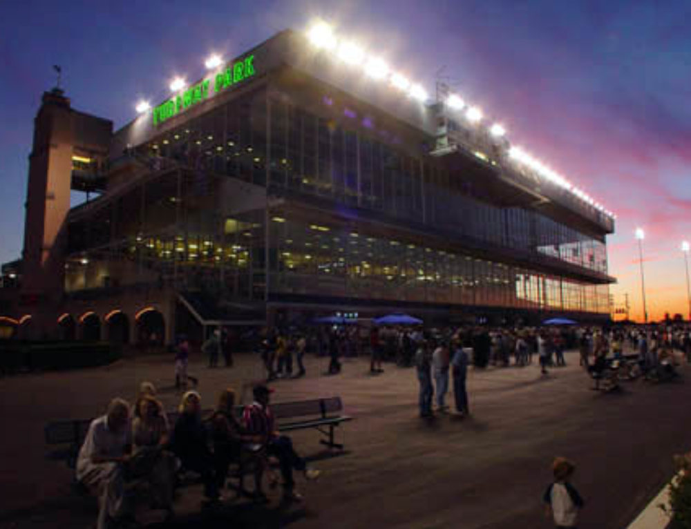 Turfway Park Reaccredited by NTRA Safety & Integrity Alliance
