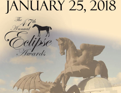 47th Eclipse Awards Set for Thursday of Pegasus Week