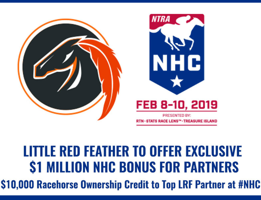 Little Red Feather to Offer $1M NHC Bonus Exclusively for Partners